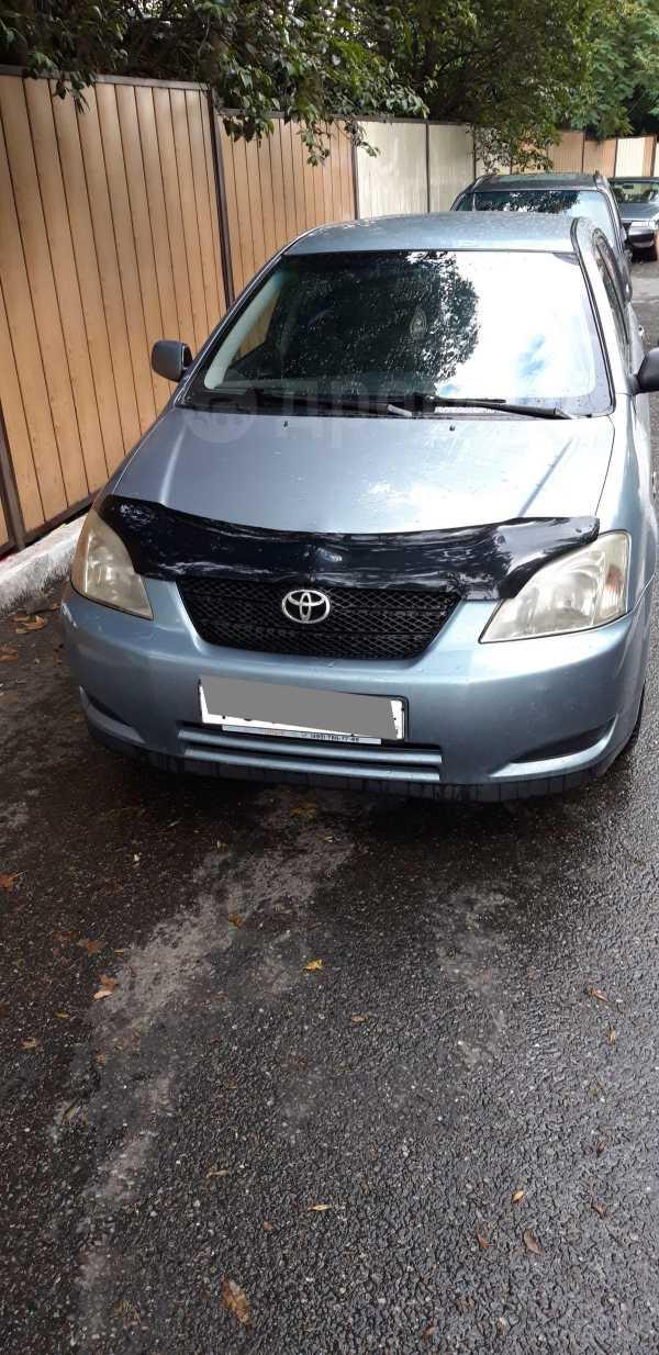 Toyota Corolla, 2003 год, 269 000 руб.