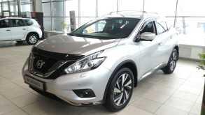 Улан-Удэ Nissan Murano 2018