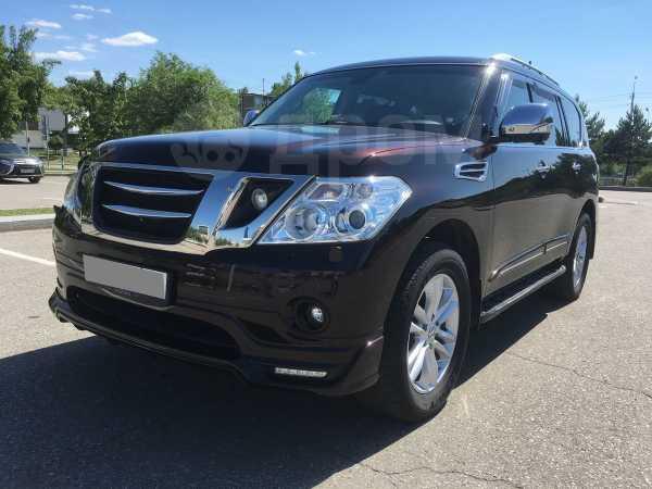 Nissan Patrol, 2011 год, 1 698 000 руб.