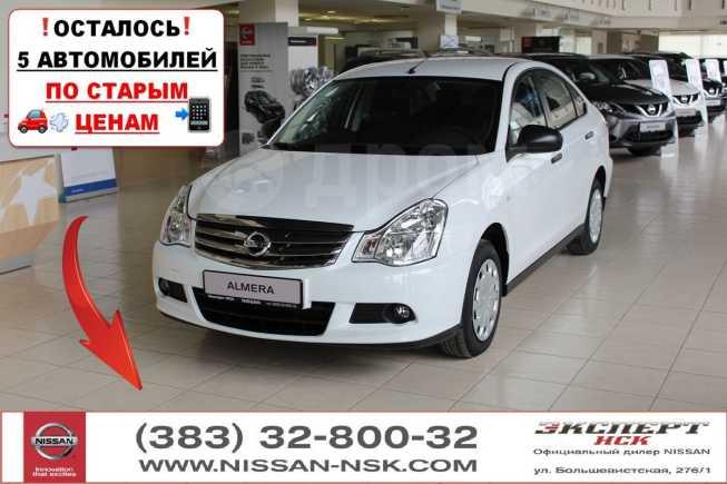 Nissan Almera, 2018 год, 555 000 руб.