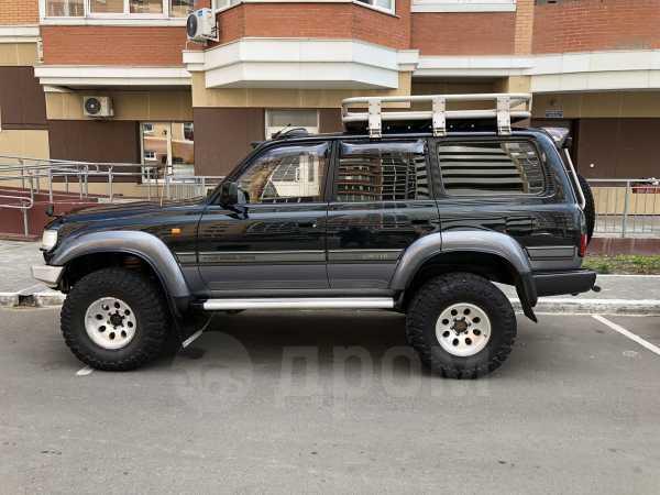Toyota Land Cruiser, 1996 год, 1 780 000 руб.