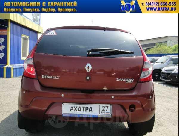 Renault Sandero, 2011 год, 417 000 руб.