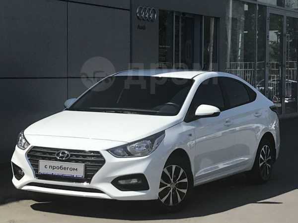 Hyundai Solaris, 2017 год, 849 000 руб.
