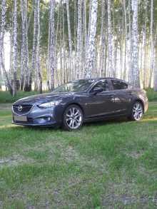 Кемерово Mazda6 2012