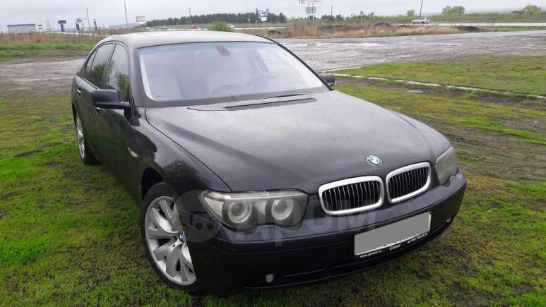 BMW 7-Series, 2004 год, 690 000 руб.