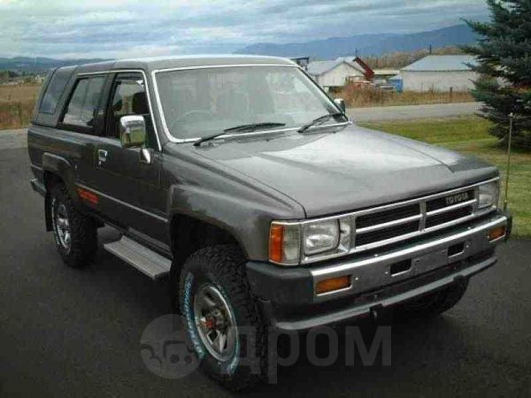 Toyota Hilux Surf, 1984 год, 454 000 руб.