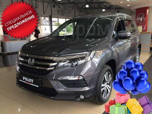 Honda Pilot, 2018 год, 3 500 000 руб.