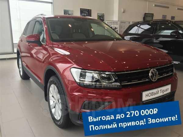 Volkswagen Tiguan, 2018 год, 1 756 388 руб.