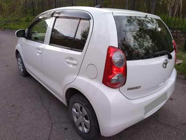 Toyota Passo, 2012 год, 440 000 руб.