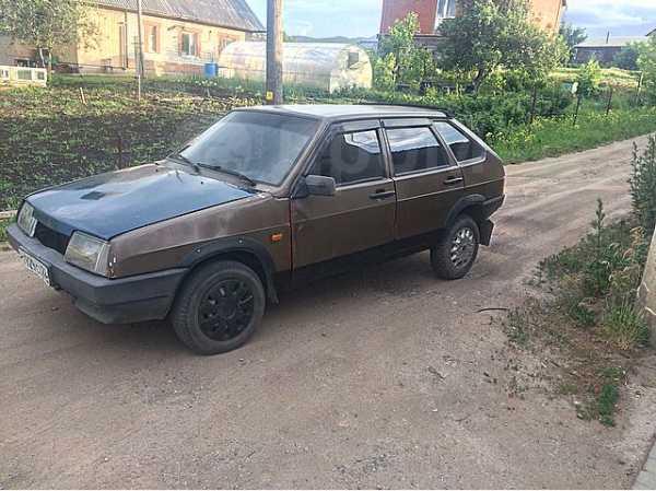 Лада 2109, 1996 год, 18 000 руб.