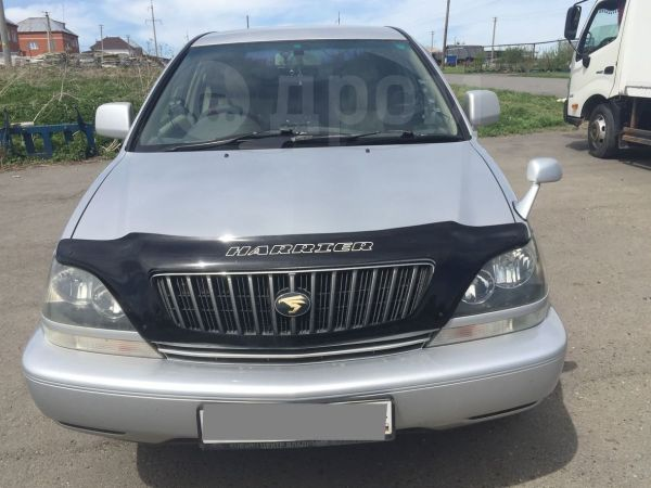 Toyota Harrier, 1999 год, 470 000 руб.