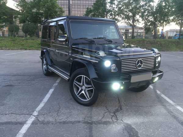 Mercedes-Benz G-Class, 1999 год, 988 000 руб.