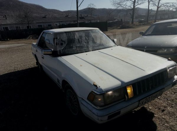 Toyota Crown, 1986 год, 75 000 руб.