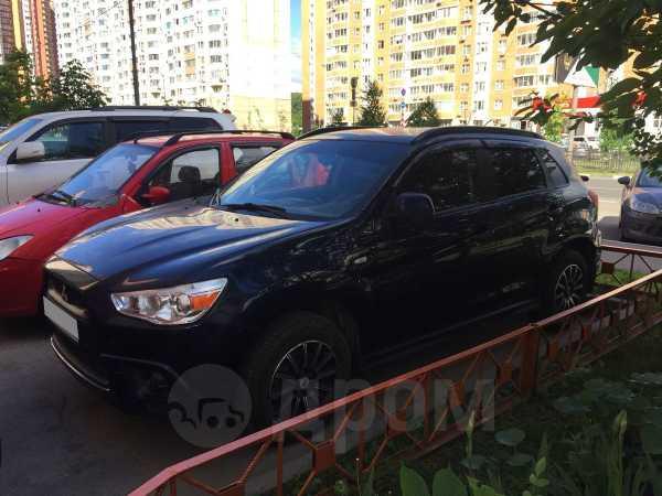 Mitsubishi ASX, 2012 год, 625 000 руб.