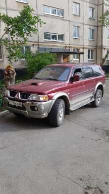 Новотроицк Pajero Sport 2005