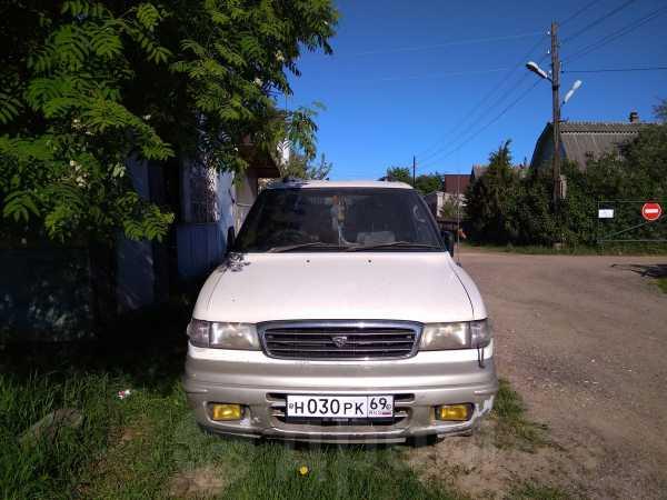 Mazda MPV, 1997 год, 190 000 руб.