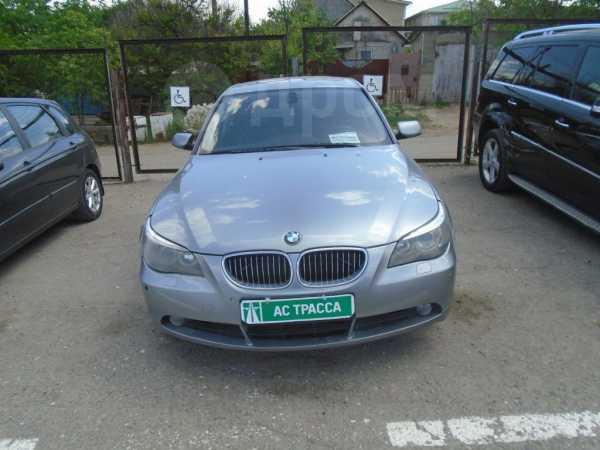 BMW 5-Series, 2006 год, 495 000 руб.