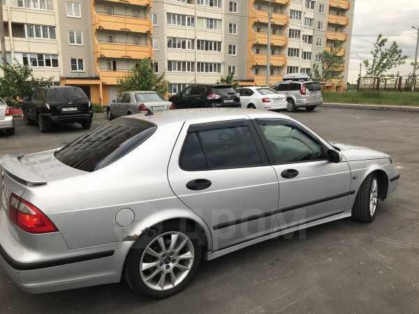 Saab 9-5, 2002 год, 180 000 руб.