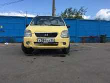 Воронеж Wagon R Plus 2001