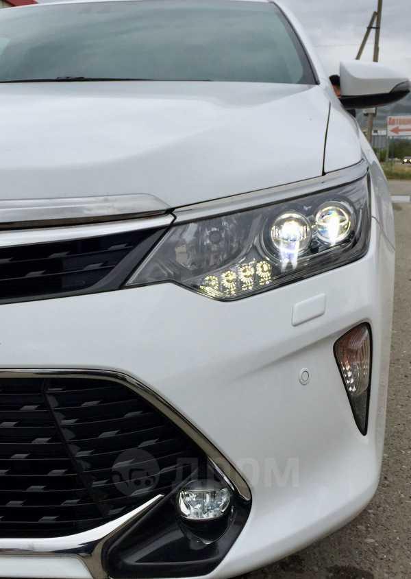 Toyota Camry, 2017 год, 1 575 000 руб.