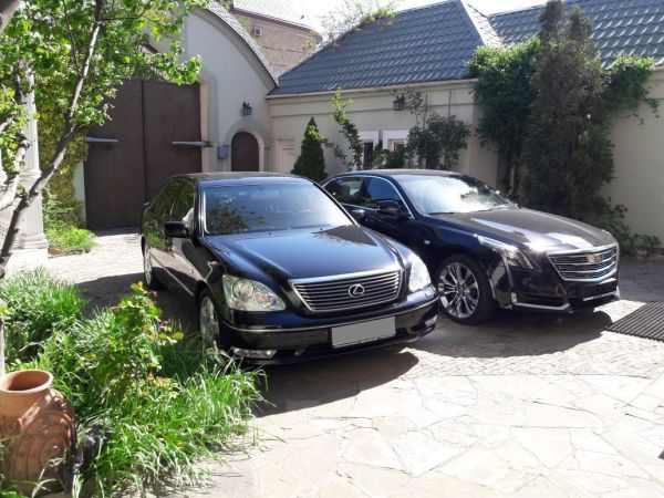 Lexus LS430, 2004 год, 570 000 руб.