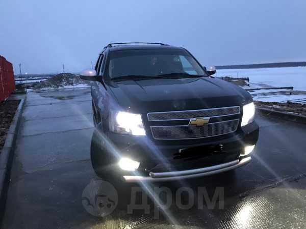 Chevrolet Tahoe, 2012 год, 1 700 000 руб.
