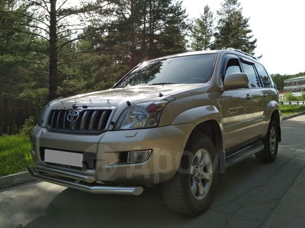 Toyota Land Cruiser Prado, 2008 год, 1 500 000 руб.