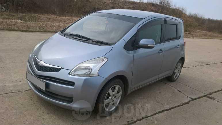 Toyota Ractis, 2007 год, 399 000 руб.