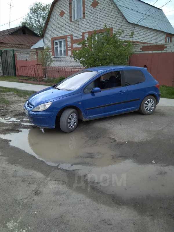 Peugeot 307, 2001 год, 99 000 руб.