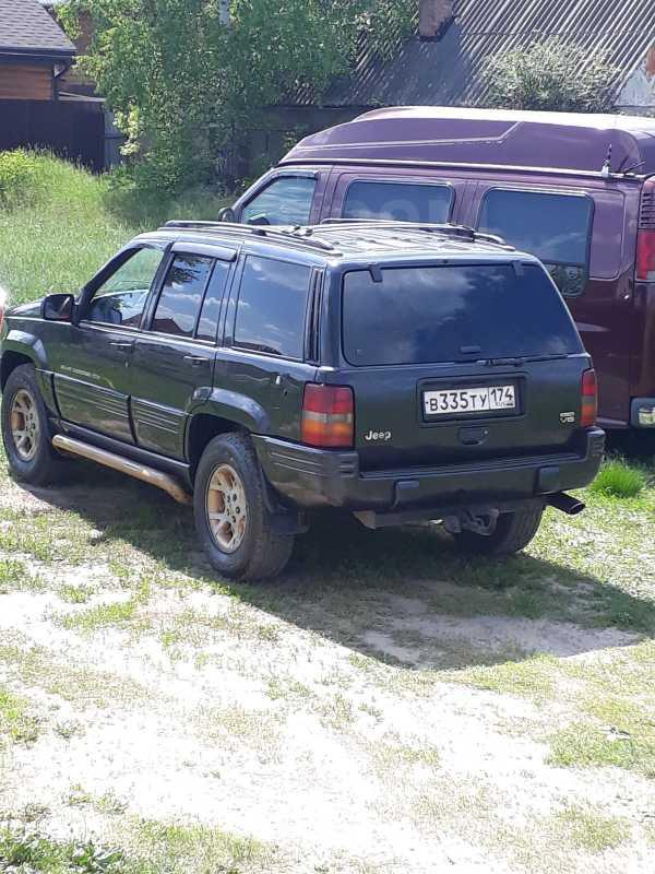 Jeep Grand Cherokee, 1998 год, 470 000 руб.