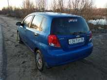 Нижневартовск Aveo 2007