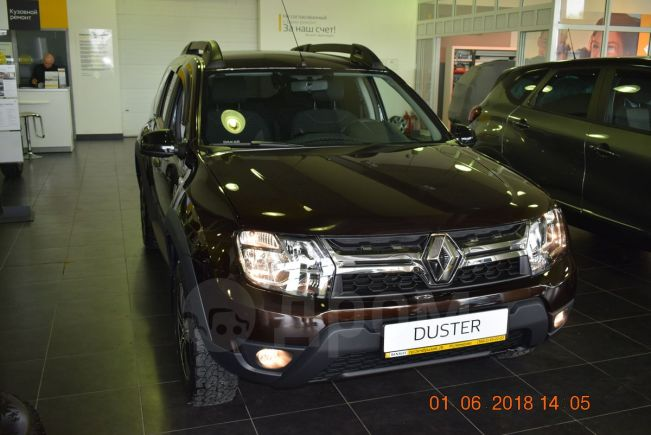 Renault Duster, 2018 год, 1 052 970 руб.