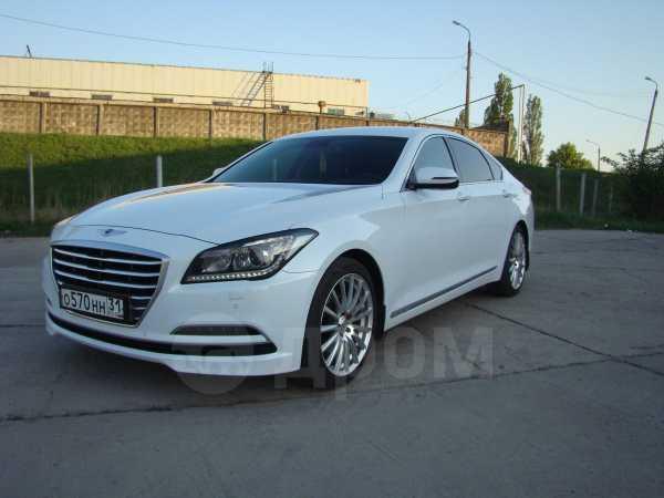 Hyundai Genesis, 2014 год, 1 380 000 руб.