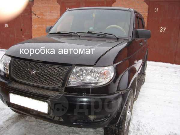 УАЗ Патриот, 2012 год, 580 000 руб.