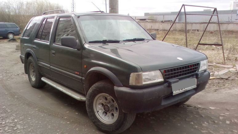 Opel Frontera, 1992 год, 160 000 руб.