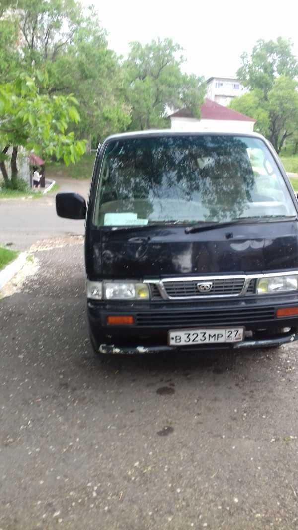 Nissan Homy, 1990 год, 130 000 руб.