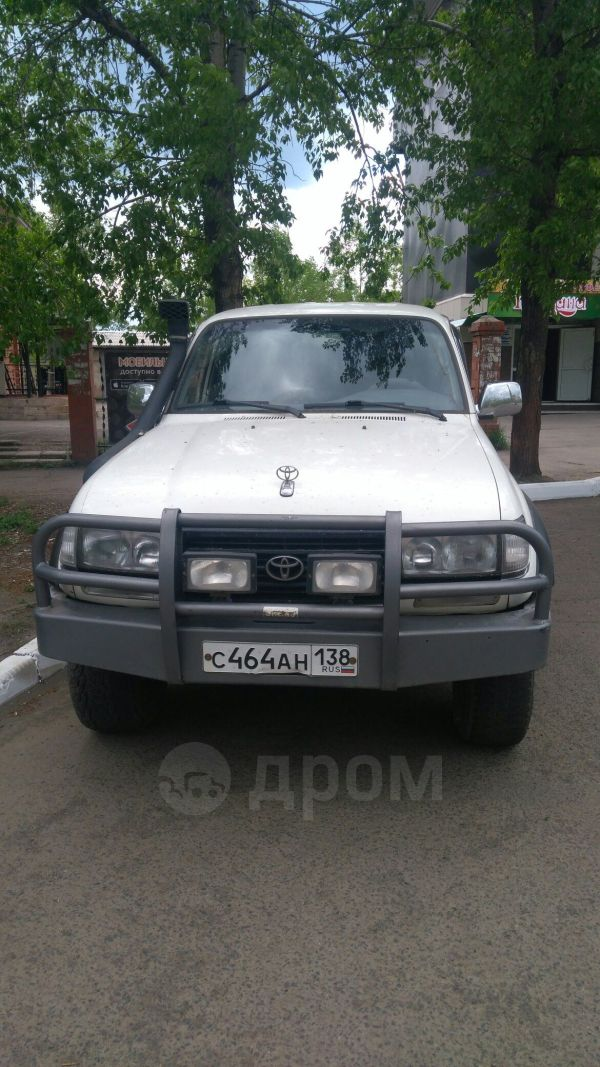 Toyota Land Cruiser, 1995 год, 700 000 руб.