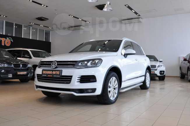 Volkswagen Touareg, 2012 год, 1 399 000 руб.