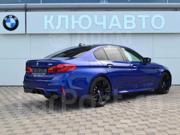 BMW M5, 2018 год, 7 900 000 руб.
