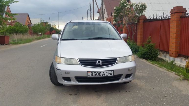 Honda Odyssey, 2002 год, 135 000 руб.