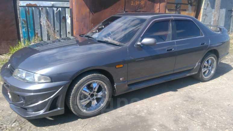 Nissan Skyline, 1993 год, 380 000 руб.