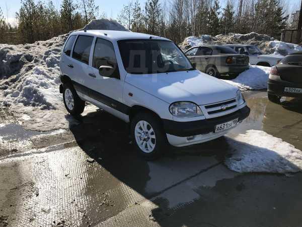 Chevrolet Niva, 2003 год, 240 000 руб.