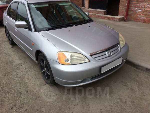 Honda Civic, 2002 год, 185 000 руб.
