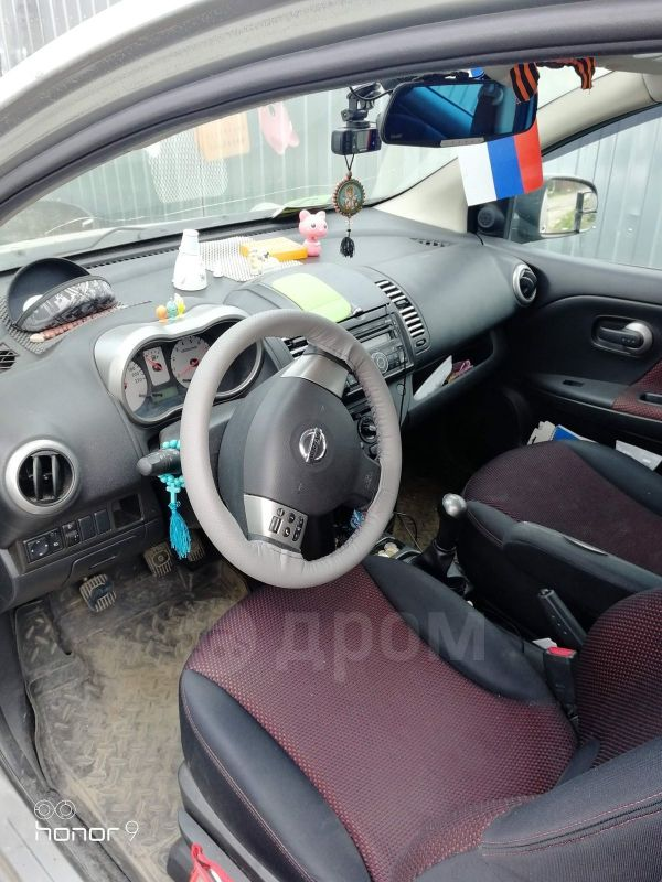 Nissan Note, 2008 год, 260 000 руб.