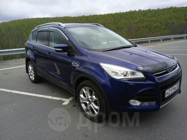 Ford Kuga, 2015 год, 1 350 000 руб.