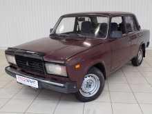 ВАЗ (Лада) 2107, 2008 г., Уфа