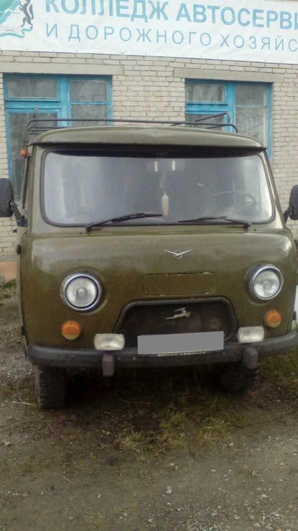 УАЗ Буханка, 2001 год, 140 000 руб.