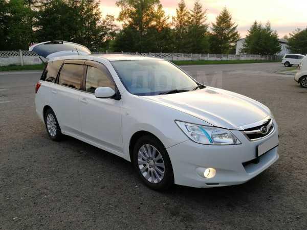 Subaru Exiga, 2008 год, 595 000 руб.