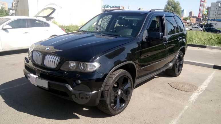 BMW X5, 2004 год, 420 000 руб.