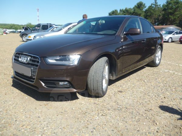 Audi A4, 2014 год, 975 000 руб.